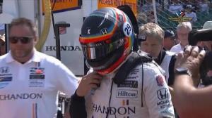 500 Millas de Indianápolis - Fernando Alonso, ante su nuevo gran reto