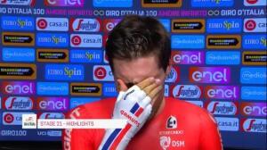 Giro de Italia - Dumoulin se lleva su primera grande