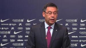 Bartomeu anuncia a Ernesto Valverde como nuevo entrenador del Barça