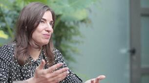 Sarah Glidden explica su experiencia en Oriente Medio