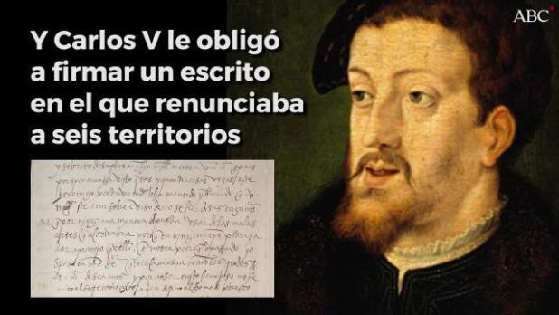 La deshonrosa alianza del Rey de Francia con los musulmanes para destruir al Imperio español