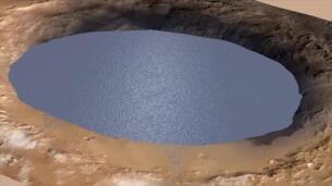 Rocas revelan diversidad de ambientes húmedos en Marte