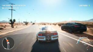 Tráiler de «Need for Speed Payback»