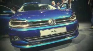Primeras imágenes oficiales del nuevo Volkswagen Polo 2017
