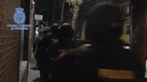 Tres yihadistas detenidos en Madrid