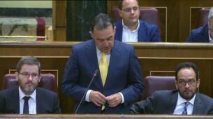 El ministro del Interior acusa al PSOE de