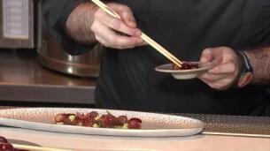 La Picota del Jerte en la cocina japonesa