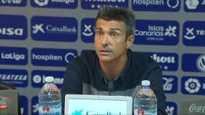 El Tenerife golpea primero en la lucha por el ascenso