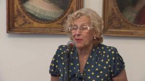 Carmena reitera su apoyo a Mayer y Sánchez Mato