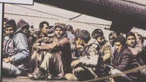 Los refugiados, protagonistas en una exposición en Bilbao