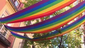 Banderas y mucho colorido en Madrid para inicio World Pride