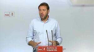 El PSOE desautoriza a Nuria Parlón