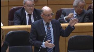 Montoro acusa a la oposición de ser 'un martillo pilón'