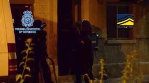 Seis detenidos en una operación internacional de la Policía contra el terrorismo yihadista