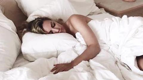 De Gea publica una foto sensual y robada de Edurne