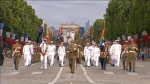 Trump estará en La Bastilla