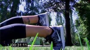 Tres ejercicios para hacer en tres minutos y cambiar radicalmente tu cuerpo