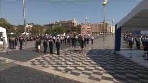 Francia homenajea a los 'héroes' de Niza en el primer aniversario del atentado terrorista