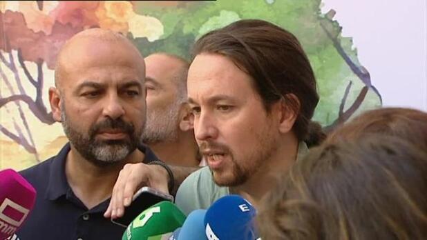 Iglesias afirma que serán las bases de Podemos en Castilla-La Mancha quienes decidan si entran en el gobierno regional