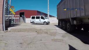 Desmantelada una red de tráfico de carne de caballo