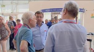 Puig y Fernández Vara revalidan su liderazgo, mientras en Cantabria y La Rioja se imponen los candidatos sanchistas
