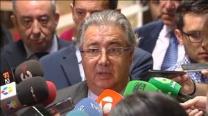 Zoido desvela la acusación a Villar por delitos económicos