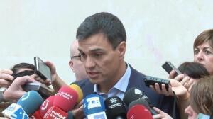 Sánchez pide apoyo al PNV para una reforma constitucional