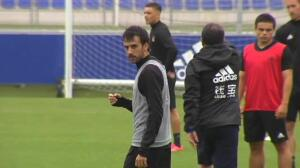 La Real Sociedad completaba su sesión de entrenamiento