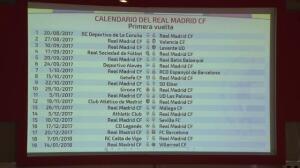 Real Madrid y FC Barcelona se enfrentaran antes de Navidad