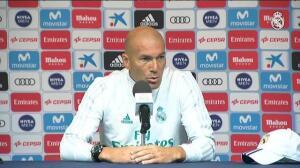 """Zidane no tiene dudas: """"Cristiano se va a quedar"""""""
