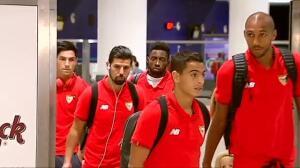 El Sevilla regresa de Japón con resultados desiguales