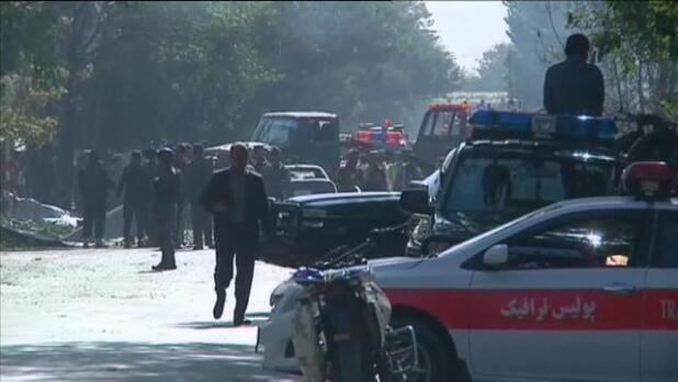 Al menos 24 muertos y más de 40 heridos por la explosión de un coche bomba en Kabul