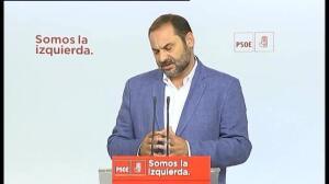 "Ábalos reta a Rajoy a decir ""la verdad"" sobre Gürtel"