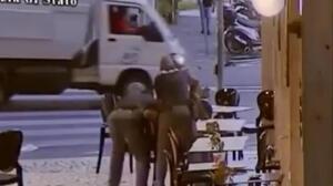 La policía italiana detiene a un hombre armado con un cuchillo en la estación de Pisa