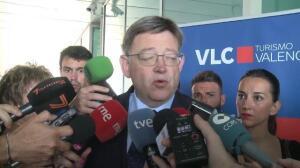 """Puig pide al PP que """"asuma responsabilidades políticas"""" ante la declaracaión de Rajoy"""