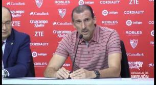 """Castro: """"La última propuesta a Navas es un esfuerzo importante del Sevilla"""""""