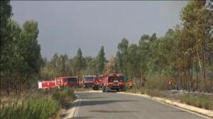 Los incendios atacan duramente Portugal
