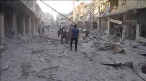 Nuevos bombardeos violan el alto el fuego en el este de Siria