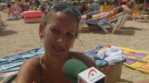 Canarias, en alerta por calor