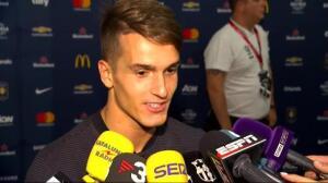 "Denis Suárez: ""Espero que Neymar decida lo que sea mejor para él"""