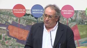Distrito Castellana Norte celebra acuerdo para operación Chamartín