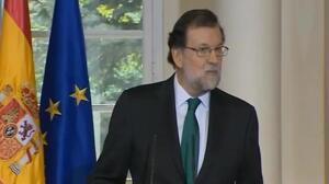 """Rajoy dice que la EPA le ha dado una """"enorme alegría"""""""