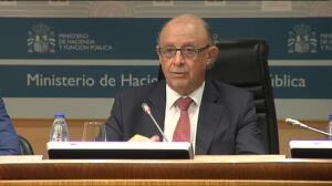 Montoro advierte de que se tomarán medidas si la Generalitat no identifica a sus interventores