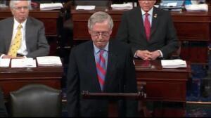 El Senado tumba la derogación parcial del 'Obamacare'