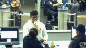 Velázquez Acevedo fue obligado a beber metanfetamina líquida en la frontera de EEUU