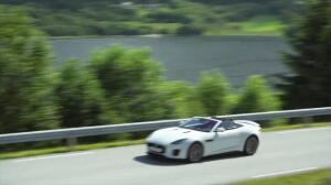 Llega el Jaguar F-TYPE DE 300 caballos