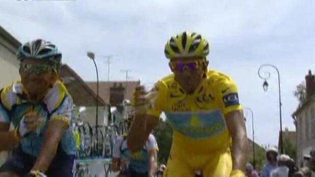 Contador dirá adiós tras la Vuelta a España