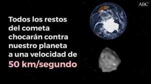 La lluvia de estrellas de las Perseidas vuelve con hasta 100 meteoros por hora