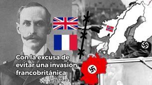 El rey que plantó cara a Adolf Hitler