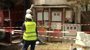 Muere una de los heridos en la explosión de un hotel en Tarifa